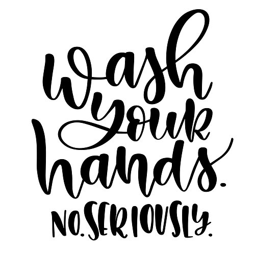 TAKE & MAKE Kit {wash your hands}