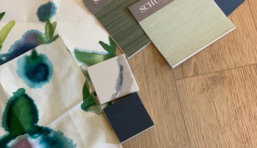 Textiles & Flooring Selections