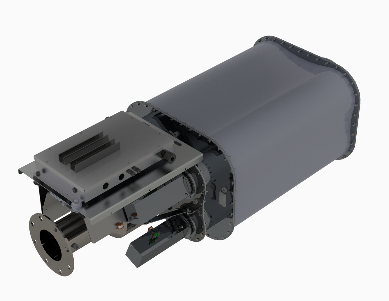 Rypos Active DPF for Mining Applications
