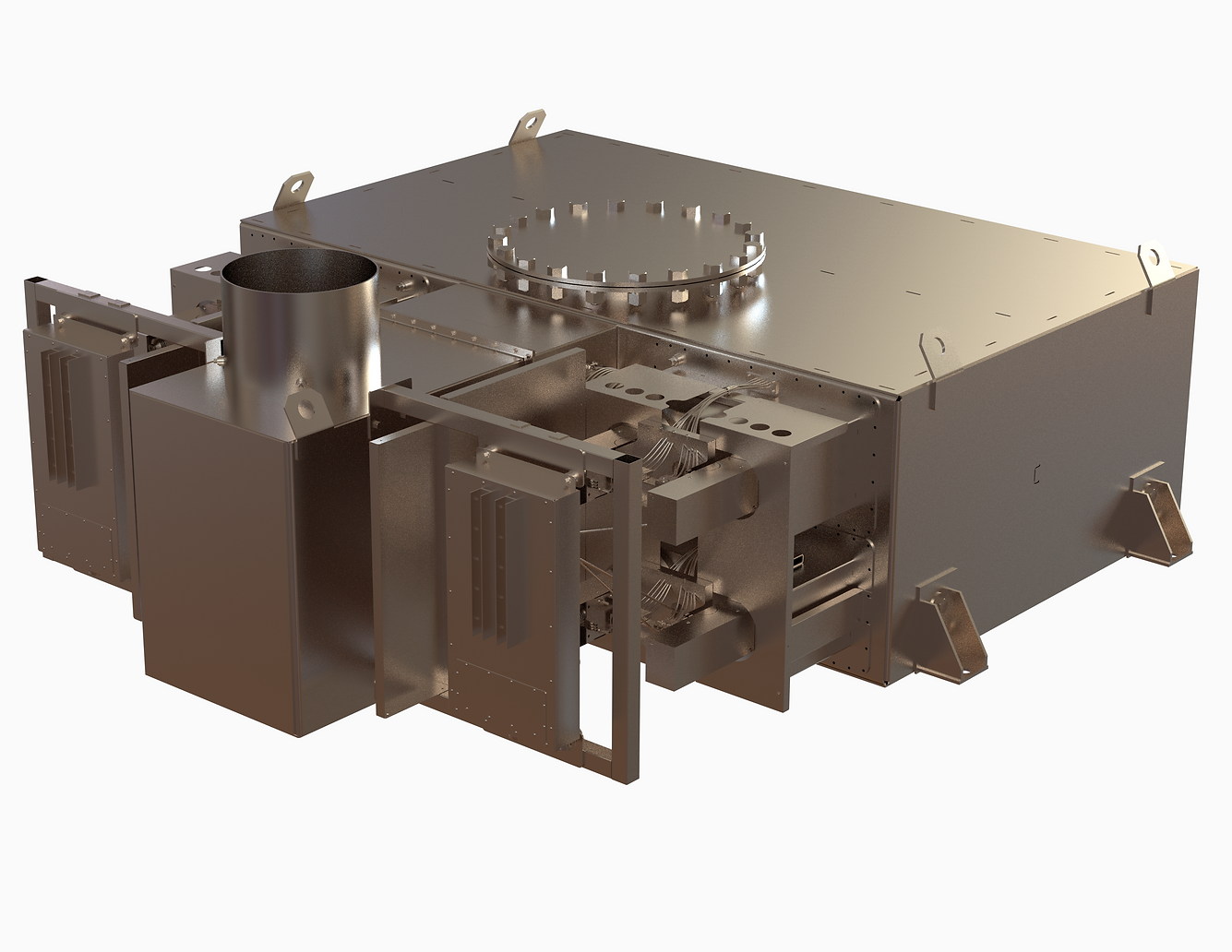 Rypos - ADPF-4 Active Filter for Genset Applications