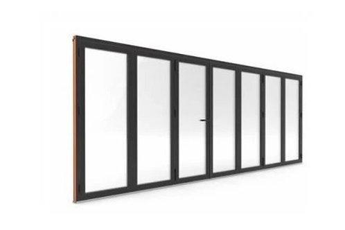 Smarts Visofold 1000 7 Panel Bi folding Door