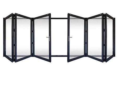 EXLA 6 Panel Bi folding Door