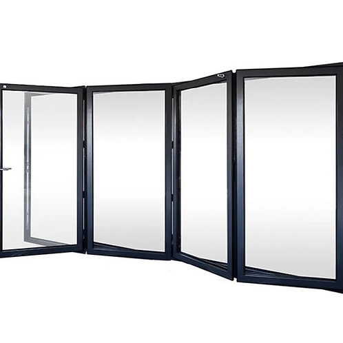 EXLA 4 Panel Bi folding Door