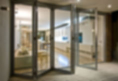 Bi folding door Midlands