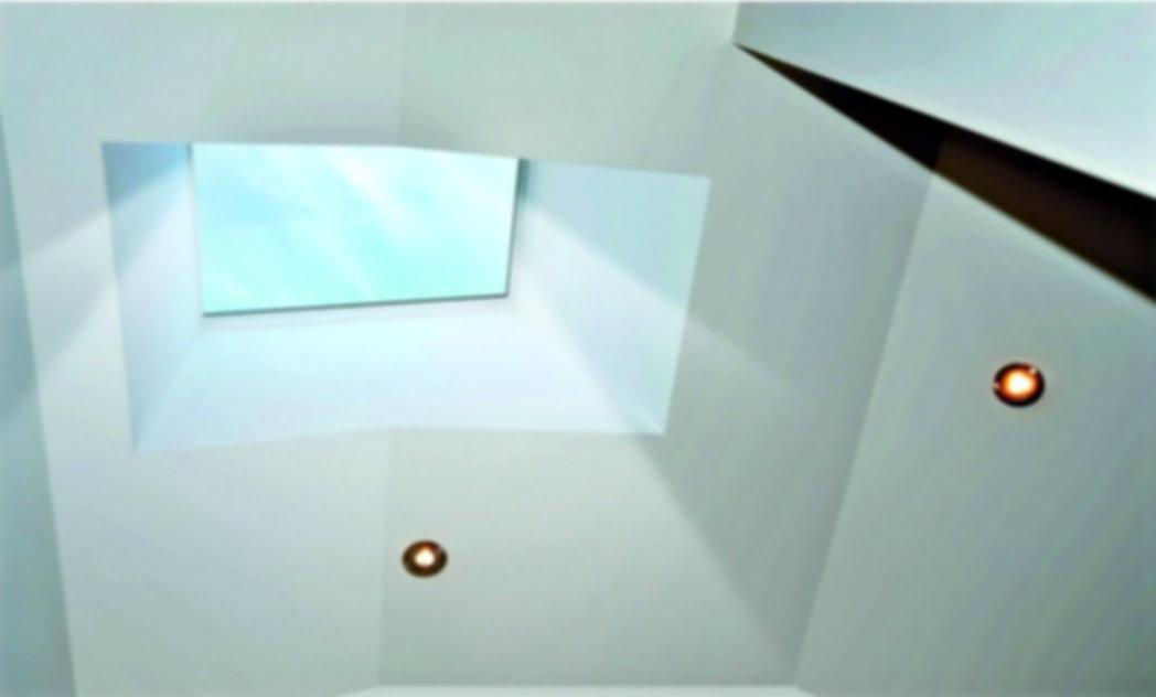 Aliver Smarts Aluminium Rooflight