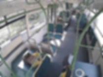 Видеонаблюдениев салоне атвобуса