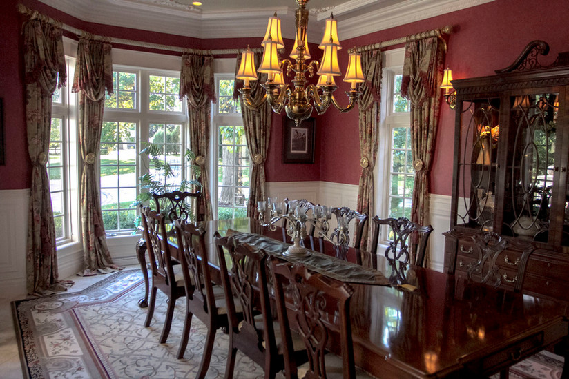 formal-traditional-dining-room-custom-ru