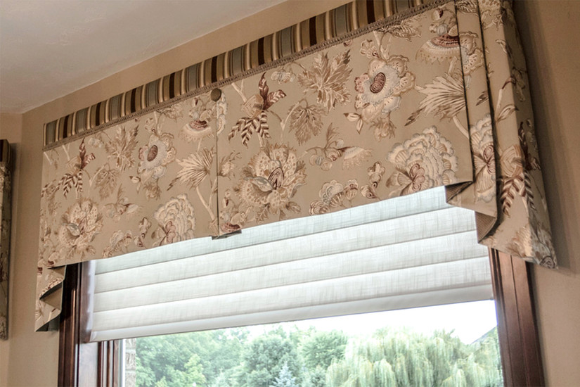 high pond crossing window treatment and