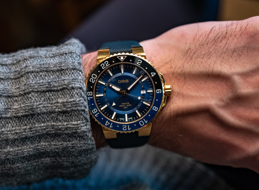 A Golden Vision: Time is on the Side of Carysfort Reef