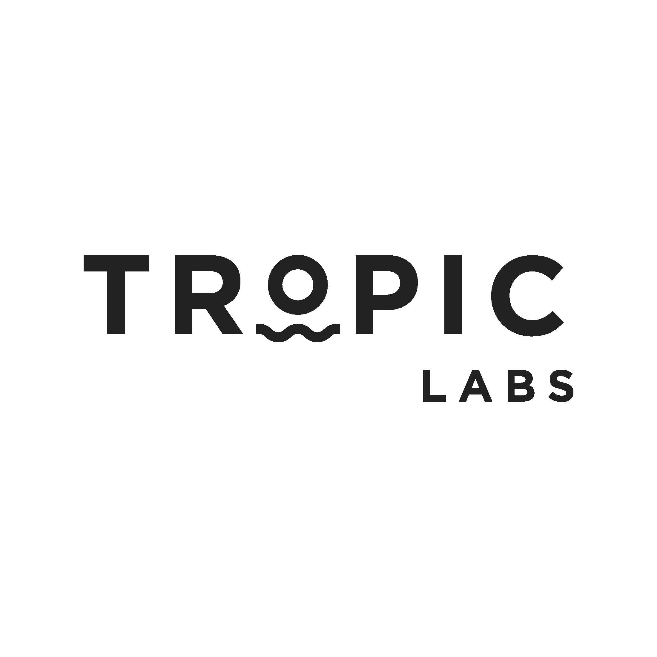 TropicLabsLogoFinalBlack