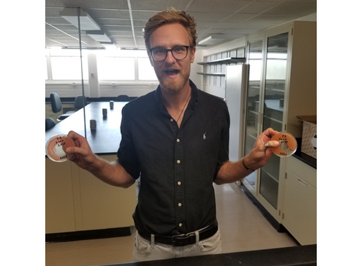 Ben Young: CRF™ Research Collaborator of September 2019