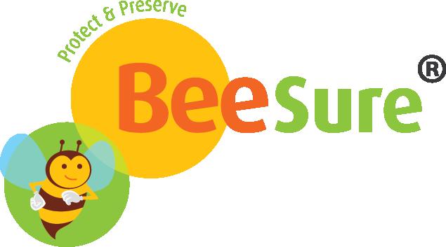 BeeSure logo