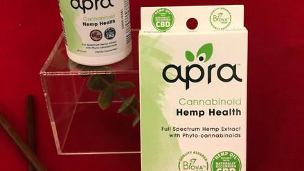 Apra Cannabinoid Hemp Health