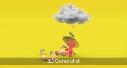 3D Generalist Reel