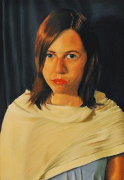 Master Copy Self-Portrait