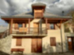 Cabinet d'ostéopathie ubaye-serre-ponçon/le lautaret 04/Alexia montagne/Jules guardiola/Batiment le cercle