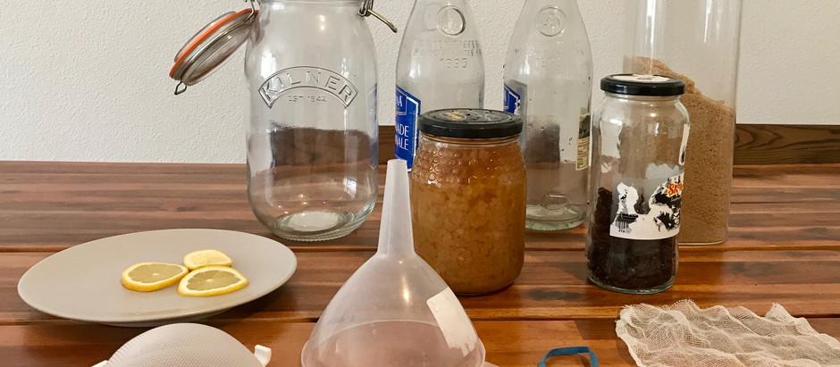 Le kéfir, des probiotiques maison