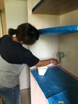 DIY塗装