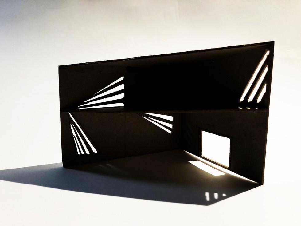 Light testing experiment- 2019