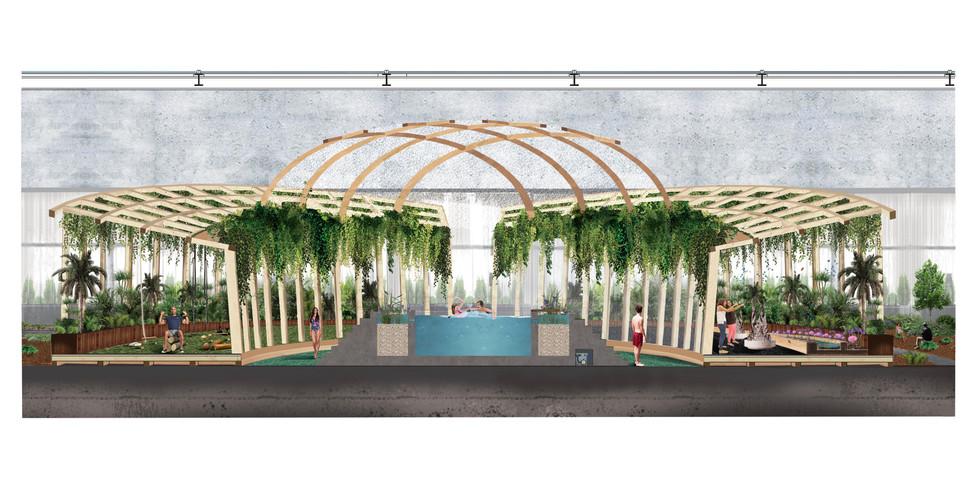 The Biophilic Gym
