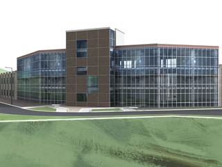 Nuovo ospedale di Amandola