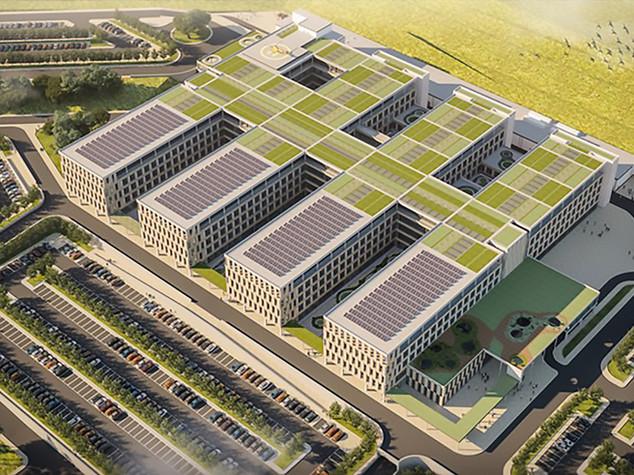 Nuovo ospedale Macerata