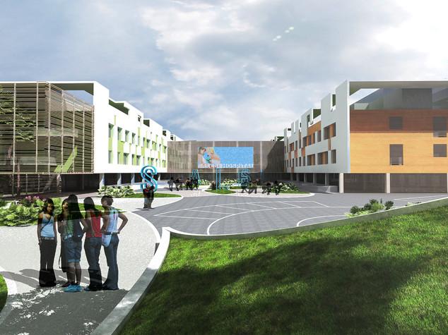 Nuovo ospedale pediatrico G. Salesi