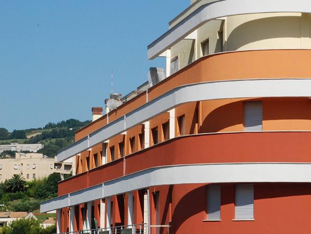 Edificio residenziale nuovo quartiere Palombare 4