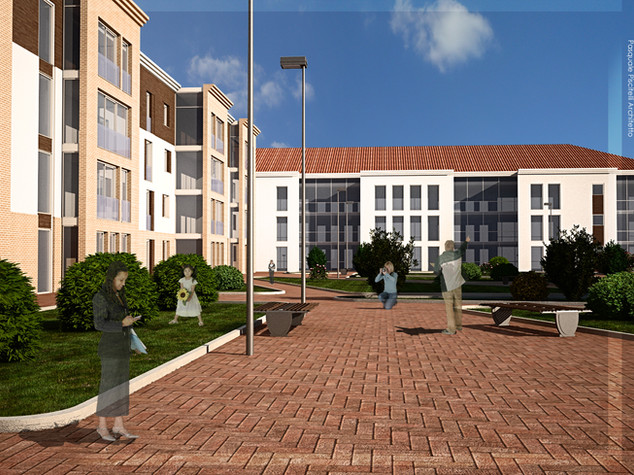 Riqualificazione isolato residenziale a Brest