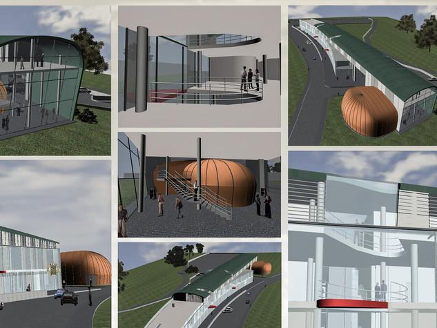 Progetto concorso per la nuova sede CCIA