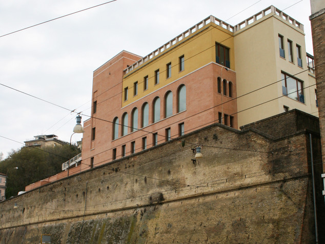 Progetto di recupero edificio Ex ONMI