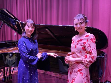 樋口麻美×熊本亜記 「ミュージカルの一曲一曲が人生。」