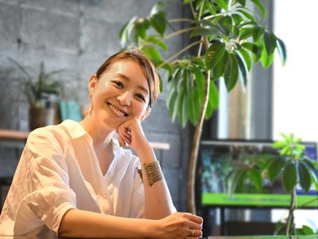 彩乃かなみ インタビュー 「困難の中でも、この先も希望を持ち続ける自分で」