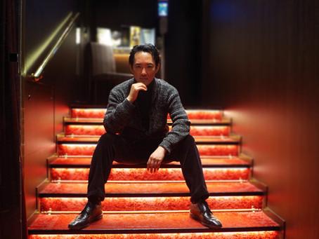 柳瀬大輔「LIVEもお料理も目の前でサーブされるからこその美味しさがある」「MUSICAL SHOWBOX」に出演