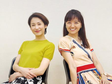 女優が女優に向き合う傑作戯曲『楽屋 ー流れ去るものはやがてなつかしき』木村花代さん、大月さゆさんインタビュー