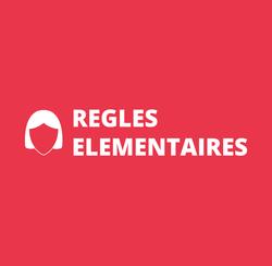 règles élémentaires logo
