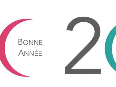 BONNE ANNÉE.