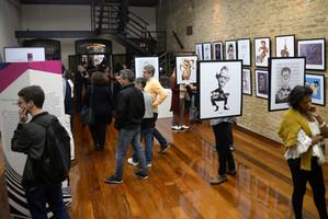 abertura na Sala Carlos Couto
