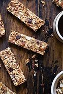 Keto Low Carb Granola Bars Recipe