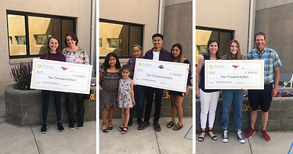 Prosser Memorial Health Foundation Announces 2021 Scholarship Winners