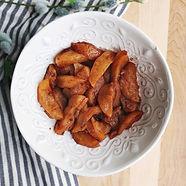 Heart Healthy Cinnamon Apples
