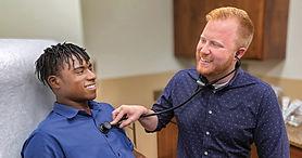 Advanced Registered Nurse Practitioner, Zach Garland