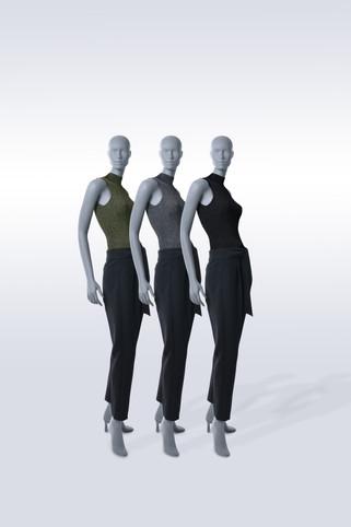 Bonami mannequins_collection future mannequin_raw concrete_womensfashion