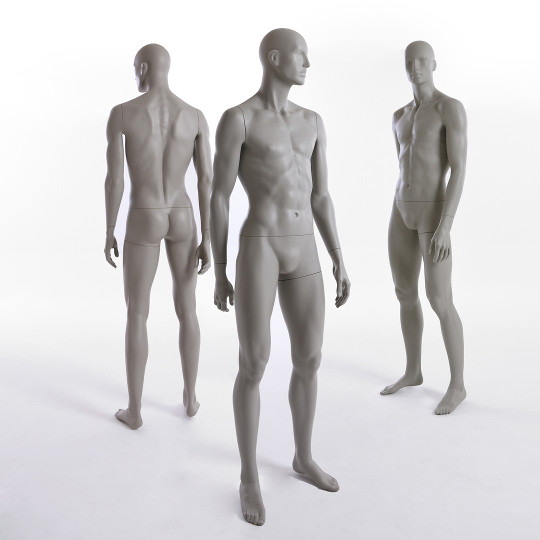 Bonami mannequins_Collection Affinity_male mannequin