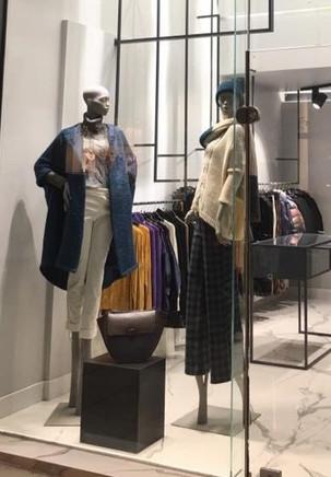 Mannequin high-end