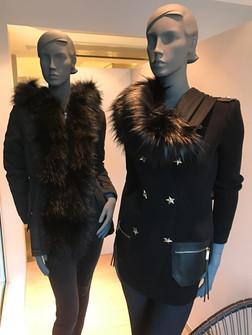 Bonami mannequins_Simpurity collection_ mannequin femme en noir