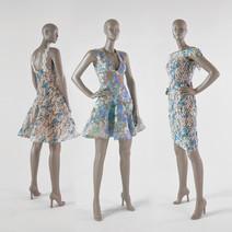 Bonami mannequins_collectie femia_vrouwelijk abstracte mannequin