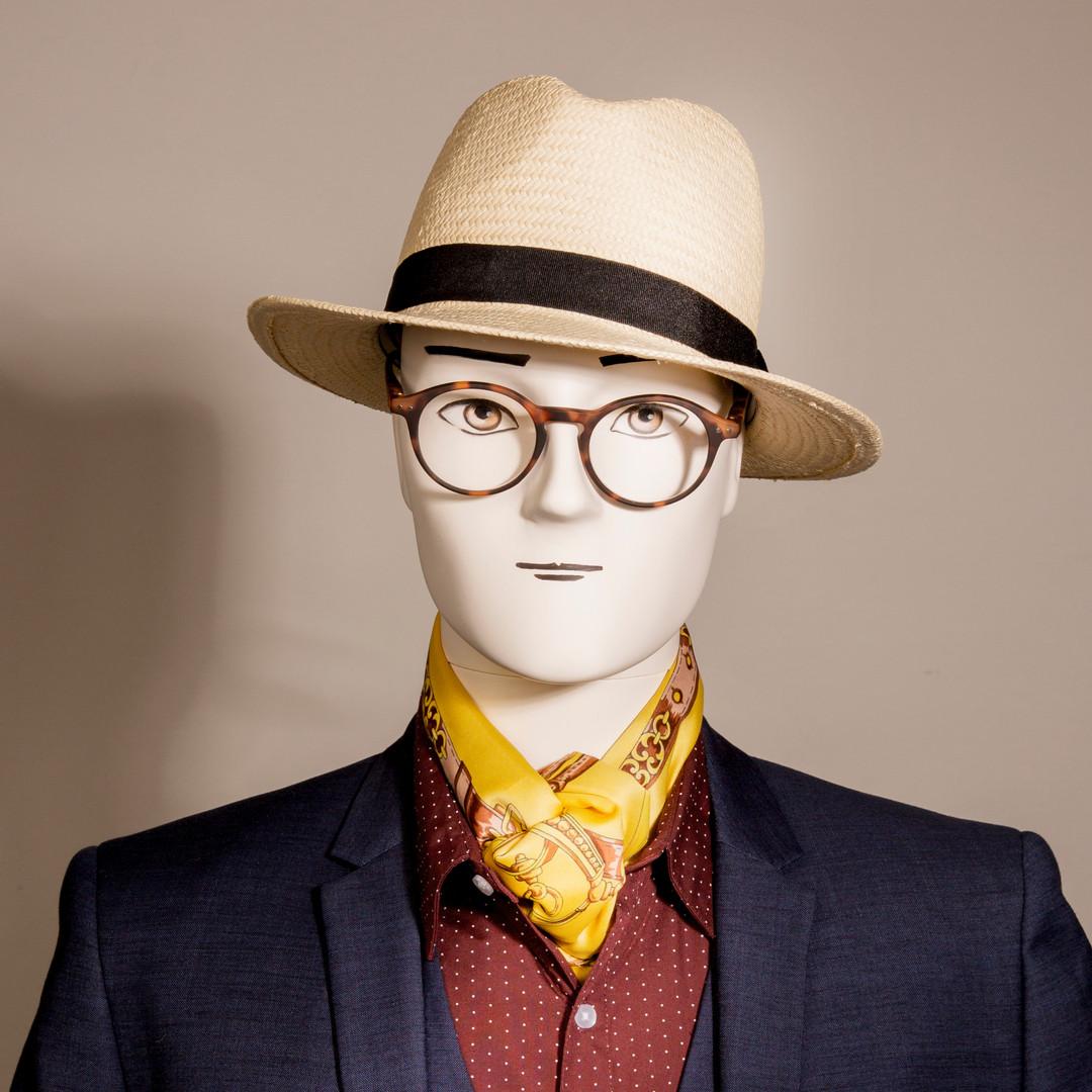 Bonami mannequins_Tailor Basics collection_male