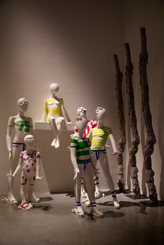 Bonami mannequins_Collection Glamaga kids_showroom collection