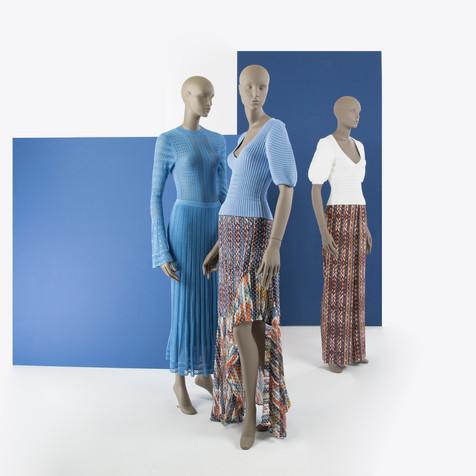 Bonami mannequins_Collection Omnia abstract_Vrouwelijke abstracte etalagepop